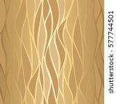 luxury golden wallpaper.... | Shutterstock .eps vector #577744501
