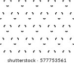 the black elements on a white...   Shutterstock . vector #577753561