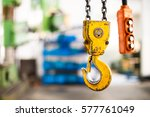 equipment in modern... | Shutterstock . vector #577761049