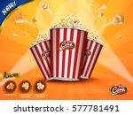 Classic Popcorn Ads  Delicious...