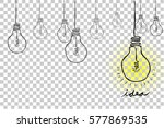 sketch bulb   idea  at...