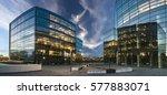 szczecin poland 20 october 2016 ... | Shutterstock . vector #577883071