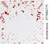 celebration background template ...   Shutterstock .eps vector #577884775