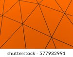 abstract futuristic background... | Shutterstock . vector #577932991