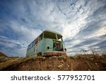 Old Abandoned Bus