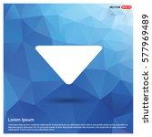 down arrow icon   Shutterstock .eps vector #577969489