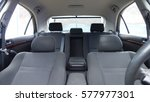 inside car interior with front...   Shutterstock . vector #577977301