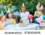 Kids Celebrate Together...
