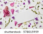 flowers as background | Shutterstock . vector #578015959