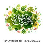 vector illustration of saint... | Shutterstock .eps vector #578080111