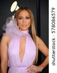 jennifer lopez at the 59th... | Shutterstock . vector #578086579