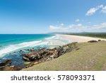 coffs harbour nsw  australia. | Shutterstock . vector #578093371