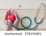 healthcare medical insurance... | Shutterstock . vector #578131801