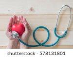 healthcare medical insurance... | Shutterstock . vector #578131801