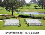 Outdoor Wedding Reception Venu...