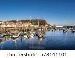 Scarborough Harbour In...