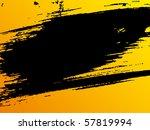 grungy banner | Shutterstock .eps vector #57819994