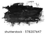 abstract ink background. marble ... | Shutterstock . vector #578207647