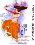 vector design of indian people...   Shutterstock .eps vector #578262079