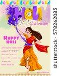 vector design of indian people...   Shutterstock .eps vector #578262085