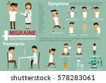 infographics content graphics... | Shutterstock .eps vector #578283061