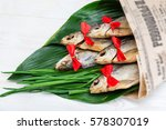 Dried Fish And Beer  St....