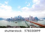 cityscape and skyline of... | Shutterstock . vector #578330899
