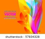 vector background | Shutterstock .eps vector #57834328