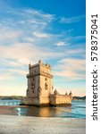 Belem Tower Late Afternoon ...