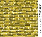 seamless texture of gold... | Shutterstock . vector #578405755