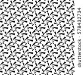 decorative mesh pattern ... | Shutterstock .eps vector #578432734