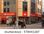 nottingham  england   february... | Shutterstock . vector #578441287