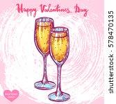 vector hand drawn illustration...   Shutterstock .eps vector #578470135