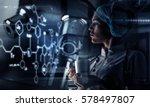 innovative technologies in... | Shutterstock . vector #578497807