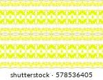 melting rectangle seamless... | Shutterstock . vector #578536405