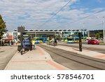 kosice  slovakia   august 3 ...   Shutterstock . vector #578546701