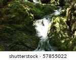 the nature of waterfalls | Shutterstock . vector #57855022