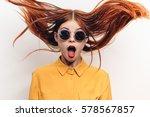 Surprised Woman  Woman In Shoc...