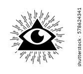 logo symbol illustration... | Shutterstock .eps vector #578624341