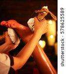 Feet Massage With Thai...