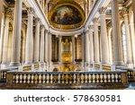 Versailles  France   May 25...