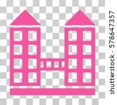 company building icon. vector...   Shutterstock .eps vector #578647357