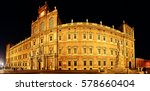 ducal palace of modena is... | Shutterstock . vector #578660404