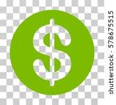 money icon. vector illustration ... | Shutterstock .eps vector #578675515