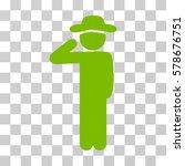 gentleman salute icon. vector... | Shutterstock .eps vector #578676751