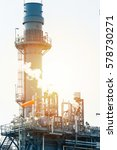 oil and gas industry refinery... | Shutterstock . vector #578730271