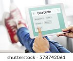search engine box random concept | Shutterstock . vector #578742061