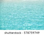 blue sea wave ripple curl water ... | Shutterstock . vector #578759749