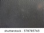 Steel Grating Of Loudspeaker ...