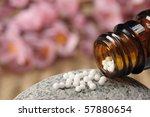alternative medicine | Shutterstock . vector #57880654